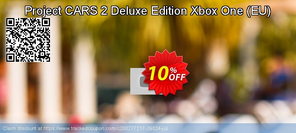 Project CARS 2 Deluxe Edition Xbox One - EU  coupon on World Milk Day offering sales