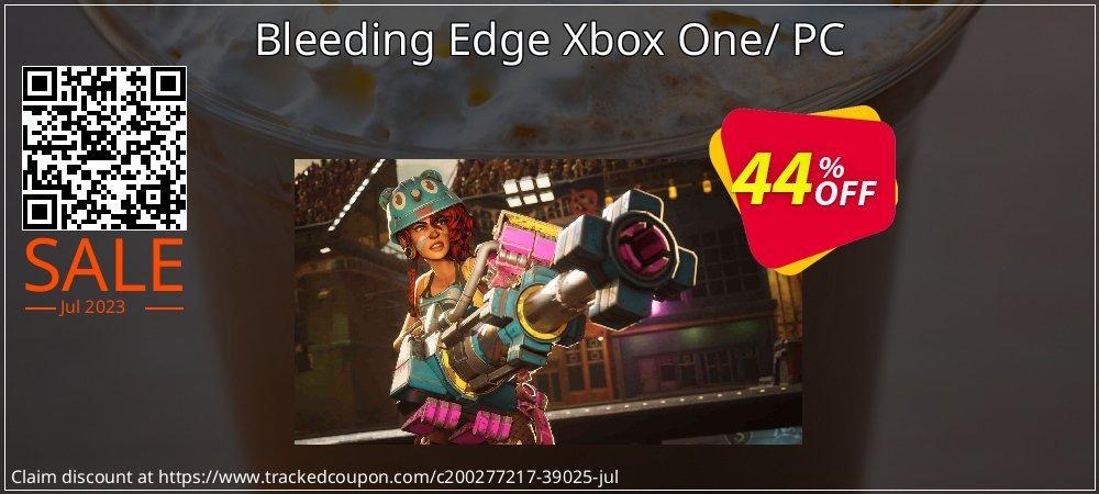 Bleeding Edge Xbox One/ PC coupon on Egg Day super sale