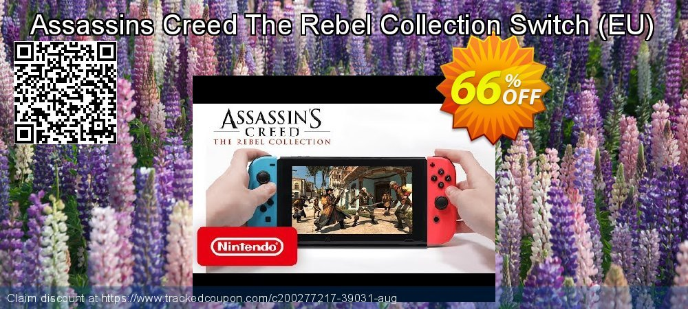 Assassins Creed The Rebel Collection Switch - EU  coupon on Hug Holiday discount