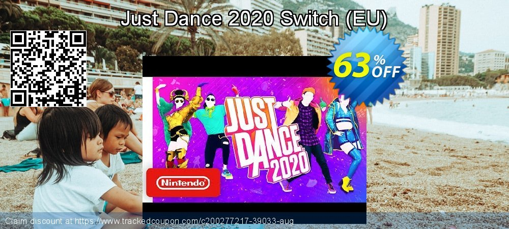 Just Dance 2020 Switch - EU  coupon on Summer offering sales