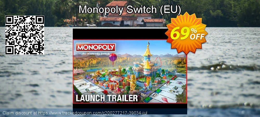Monopoly Switch - EU  coupon on Father's Day super sale