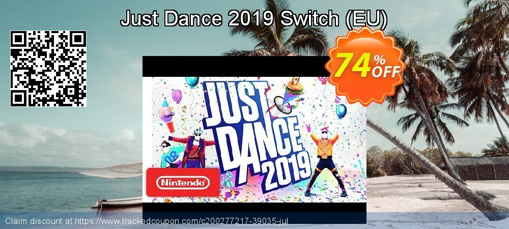Just Dance 2019 Switch - EU  coupon on National Cheese Day discounts