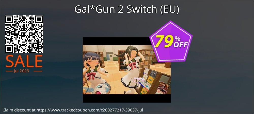 Gal*Gun 2 Switch - EU  coupon on World Milk Day sales