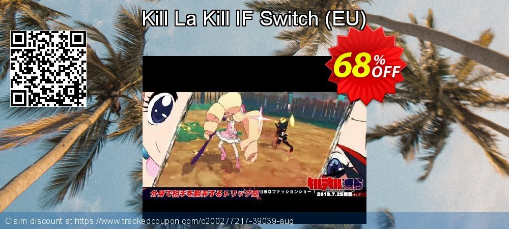 Kill La Kill IF Switch - EU  coupon on World Bicycle Day offer
