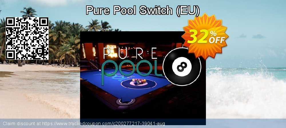 Pure Pool Switch - EU  coupon on World Oceans Day offering discount