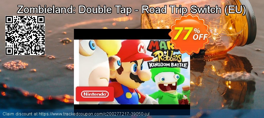 Get 76% OFF Zombieland: Double Tap - Road Trip Switch (EU) sales