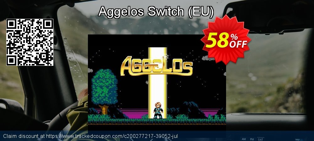 Aggelos Switch - EU  coupon on World Bicycle Day super sale