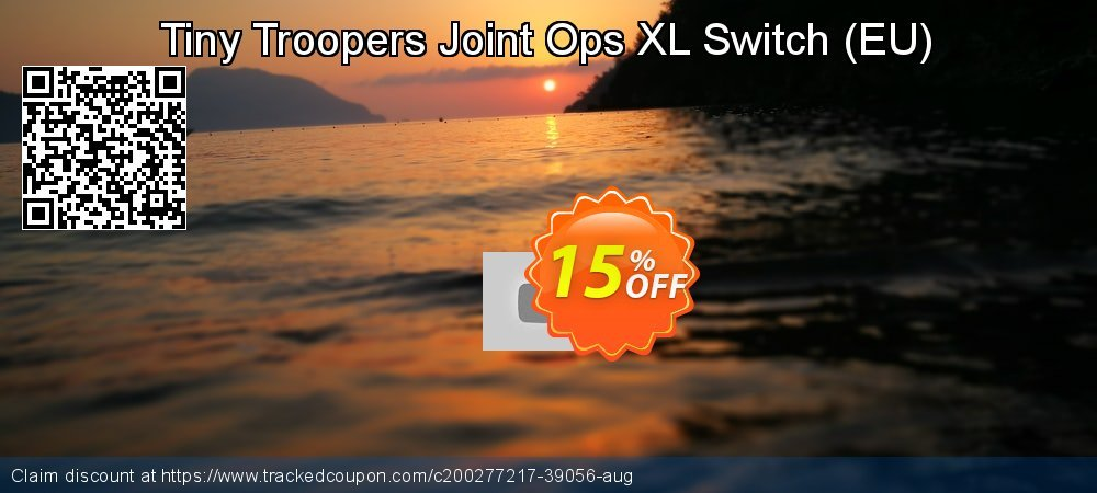 Get 10% OFF Tiny Troopers Joint Ops XL Switch (EU) promo sales