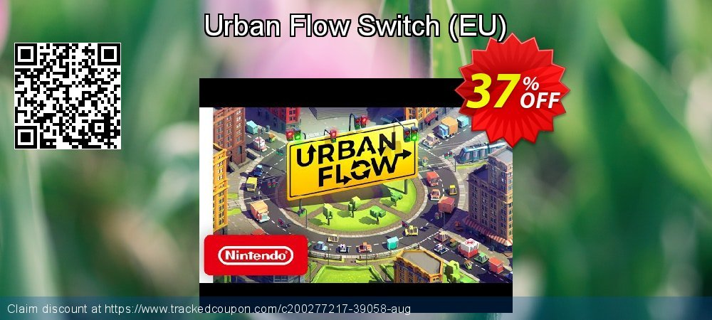 Urban Flow Switch - EU  coupon on Camera Day discount