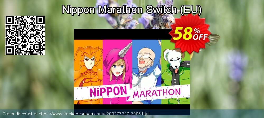 Nippon Marathon Switch - EU  coupon on National Cheese Day super sale