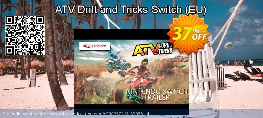 ATV Drift and Tricks Switch - EU  coupon on Social Media Day offer