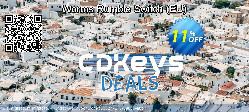 Worms Rumble Switch - EU  coupon on World Day of Music offering sales