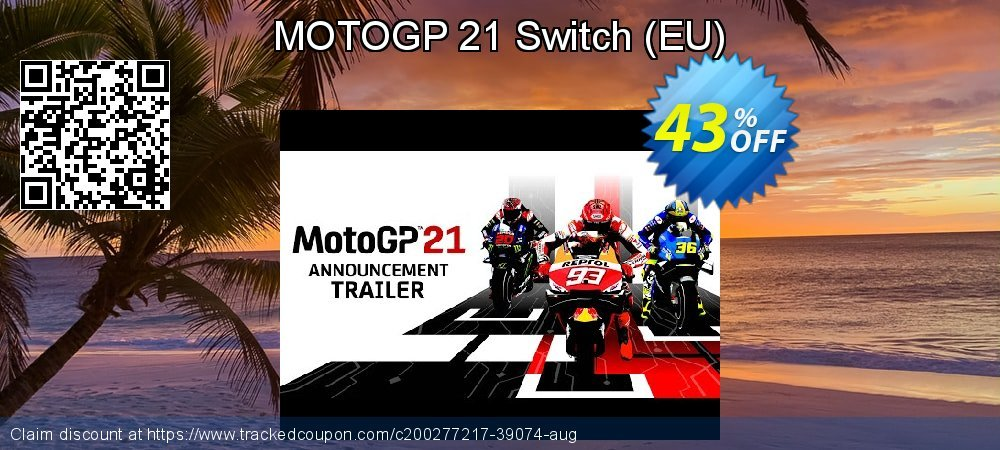 MOTOGP 21 Switch - EU  coupon on National Cheese Day deals