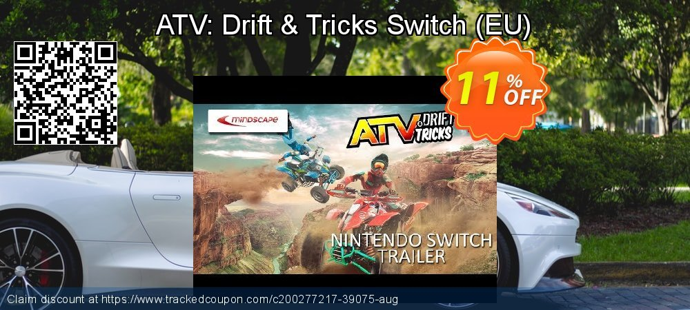 ATV: Drift & Tricks Switch - EU  coupon on World Bicycle Day offer
