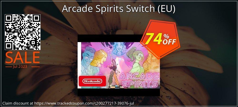 Arcade Spirits Switch - EU  coupon on World Milk Day discount