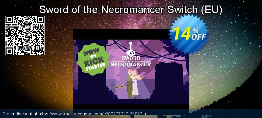 Sword of the Necromancer Switch - EU  coupon on Egg Day offering discount