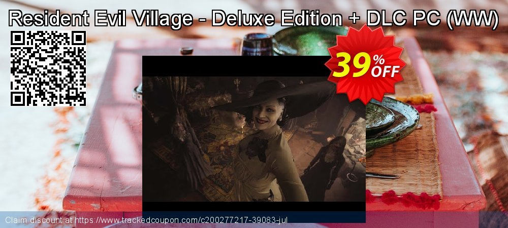 Resident Evil Village - Deluxe Edition + DLC PC - WW  coupon on Hug Holiday deals