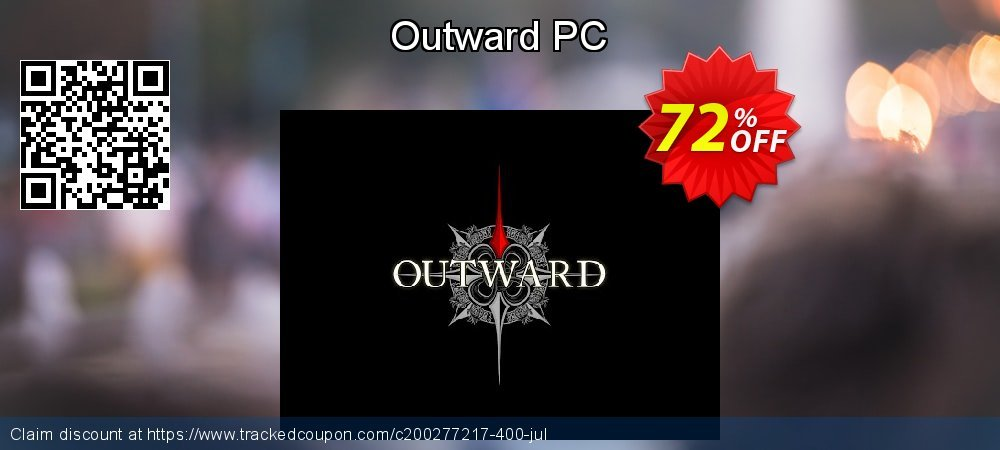 Outward PC coupon on University Student offer discount