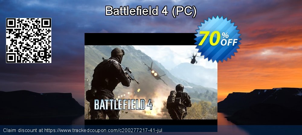 Battlefield 4 - PC  coupon on Mothers Day sales