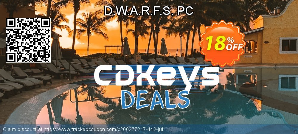 D.W.A.R.F.S. PC coupon on Nude Day discounts
