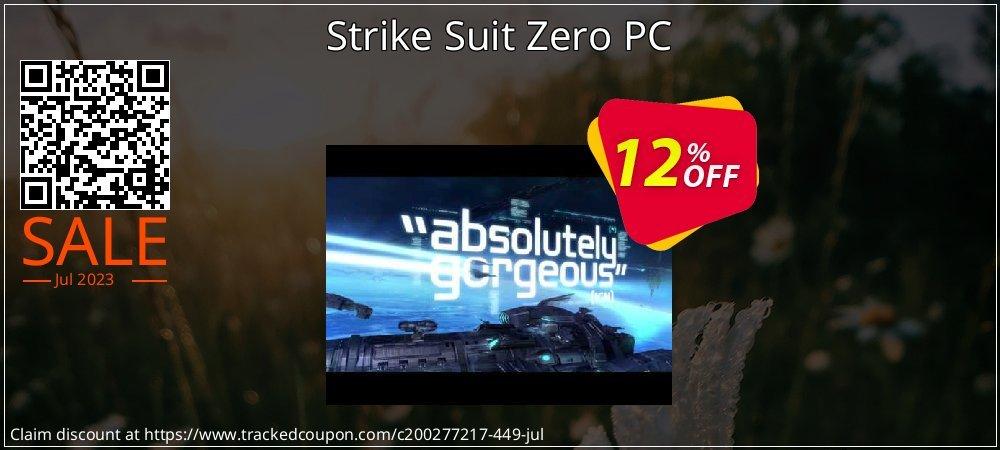 Strike Suit Zero PC coupon on Exclusive Student discount discounts