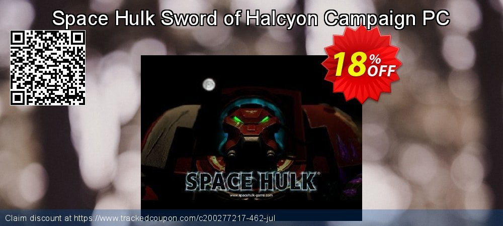 Space Hulk Sword of Halcyon Campaign PC coupon on Back to School coupons offer