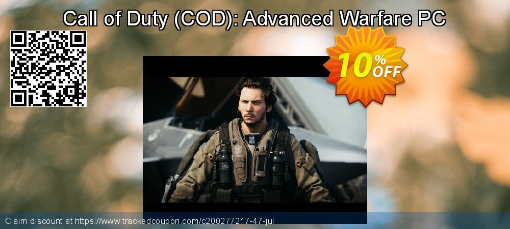 Call of Duty - COD : Advanced Warfare PC coupon on Coffee Day offer