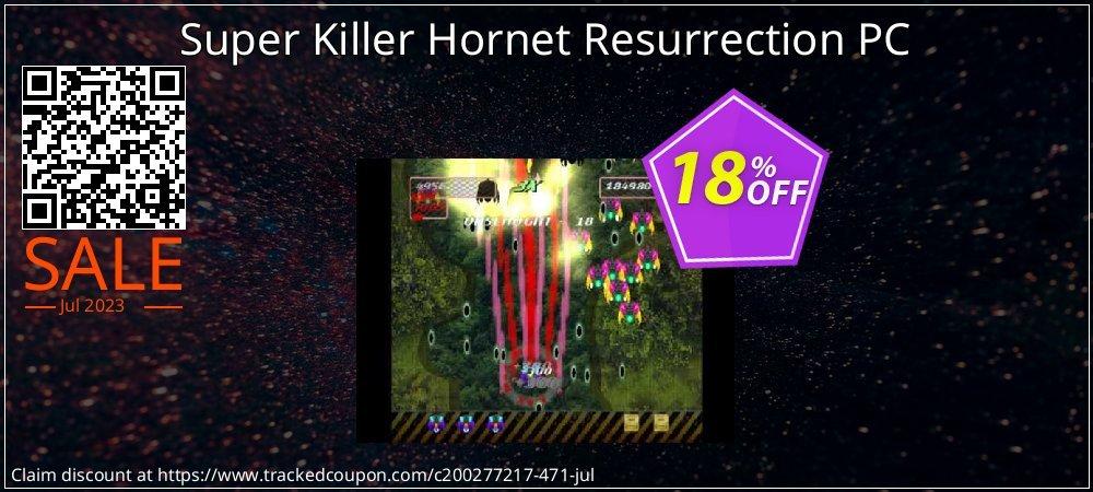 Super Killer Hornet Resurrection PC coupon on College Student deals offer
