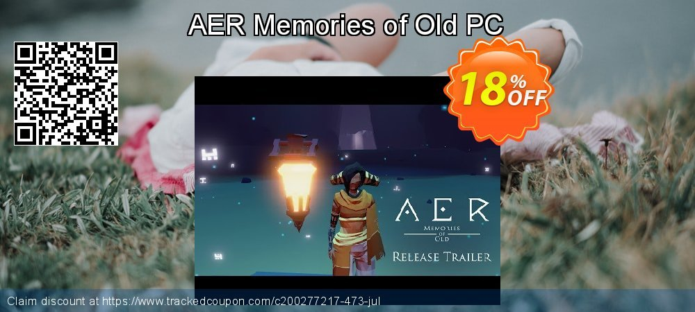 AER Memories of Old PC coupon on National Bikini Day offer