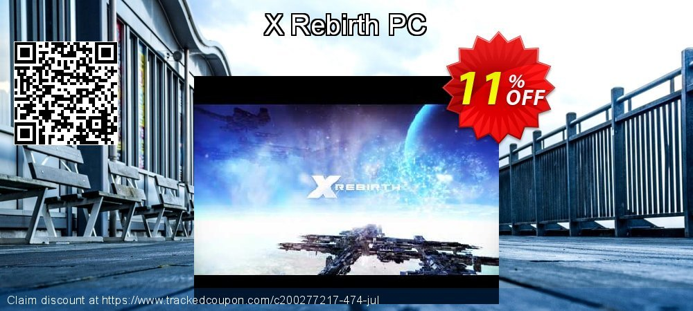 X Rebirth PC coupon on Mom Day deals