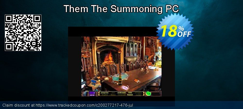 Them The Summoning PC coupon on Back to School deals discounts