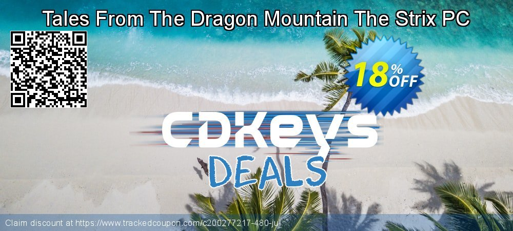 Tales From The Dragon Mountain The Strix PC coupon on World Population Day sales