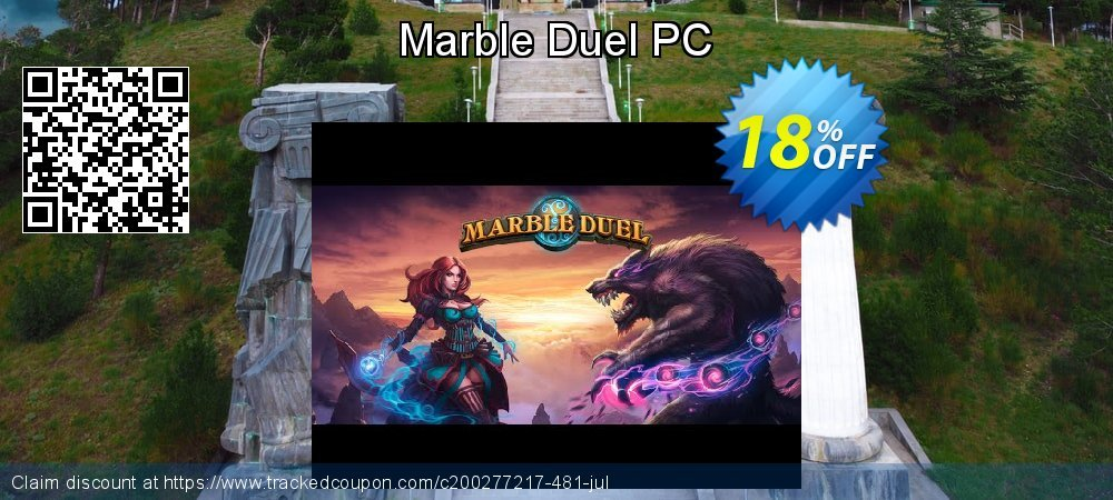 Marble Duel PC coupon on Exclusive Student deals discount