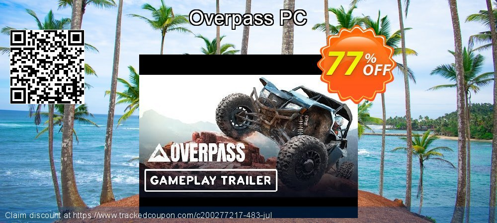 Overpass PC coupon on Exclusive Student discount offering sales