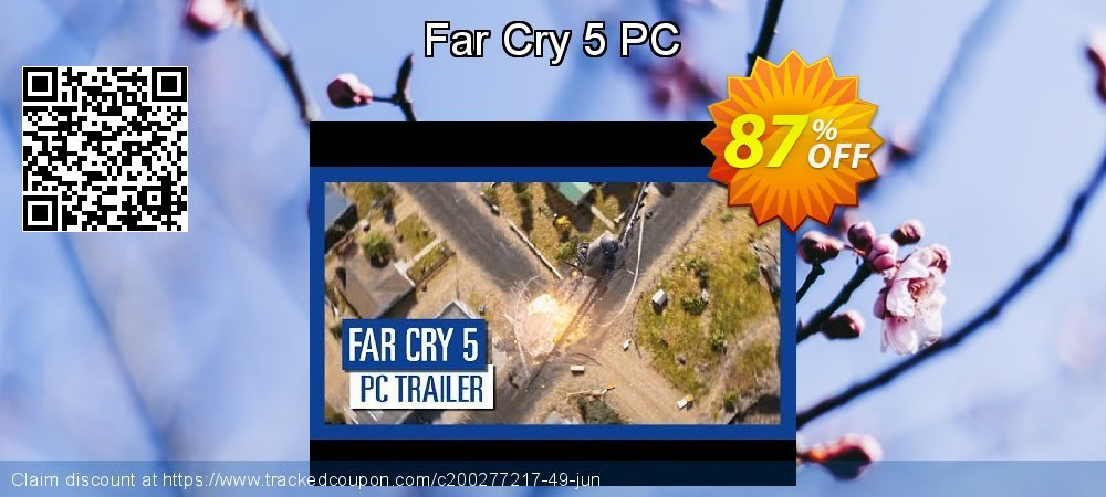 Far Cry 5 PC coupon on Mothers Day promotions