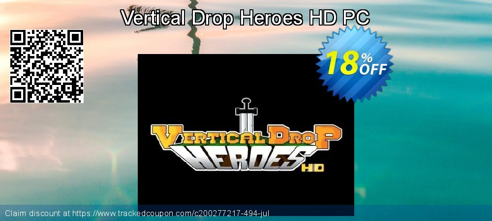 Get 10% OFF Vertical Drop Heroes HD PC offering sales