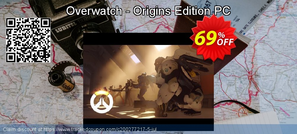 Overwatch - Origins Edition PC coupon on Mothers Day sales