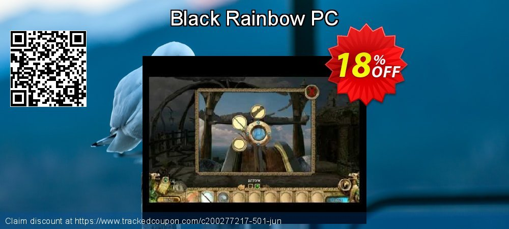 Black Rainbow PC coupon on World Chocolate Day discount