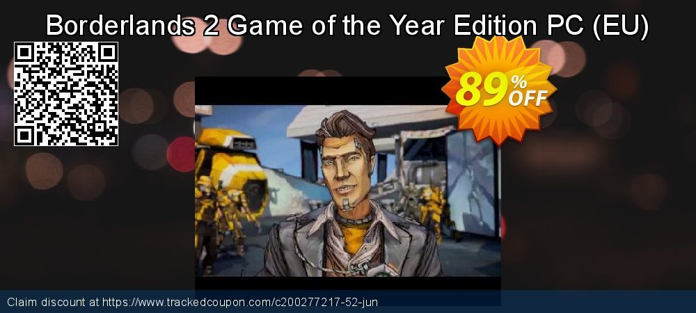 Borderlands 2 Game of the Year Edition PC - EU  coupon on Mom Day offer