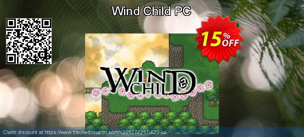 Wind Child PC coupon on Halloween sales