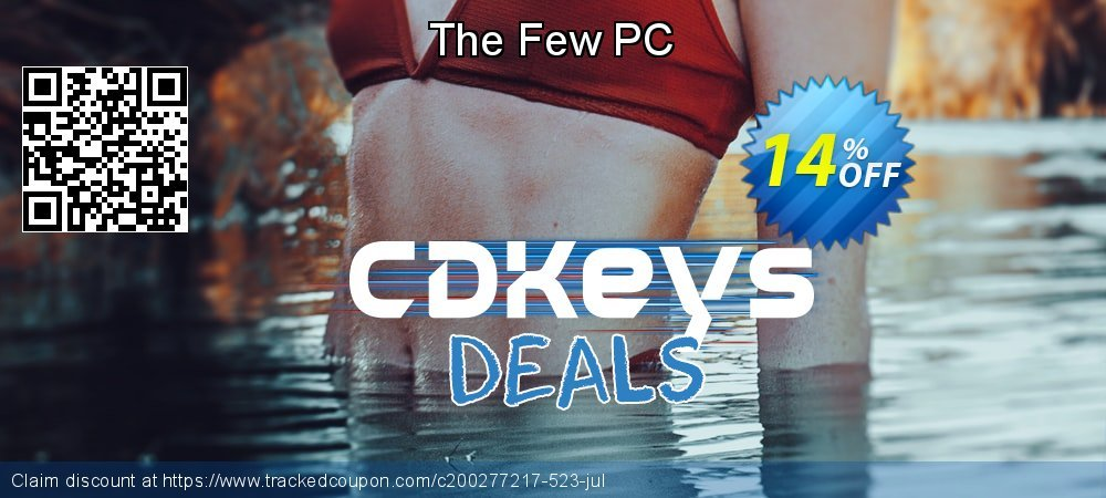 The Few PC coupon on Back to School promotion sales