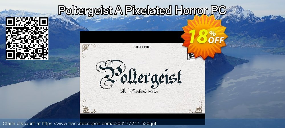 Poltergeist A Pixelated Horror PC coupon on Back to School coupons discounts