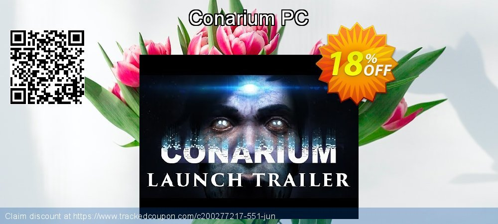 Conarium PC coupon on National Bikini Day promotions