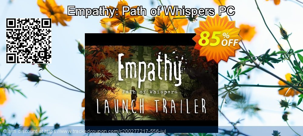 Empathy: Path of Whispers PC coupon on Eid al-Adha offering discount