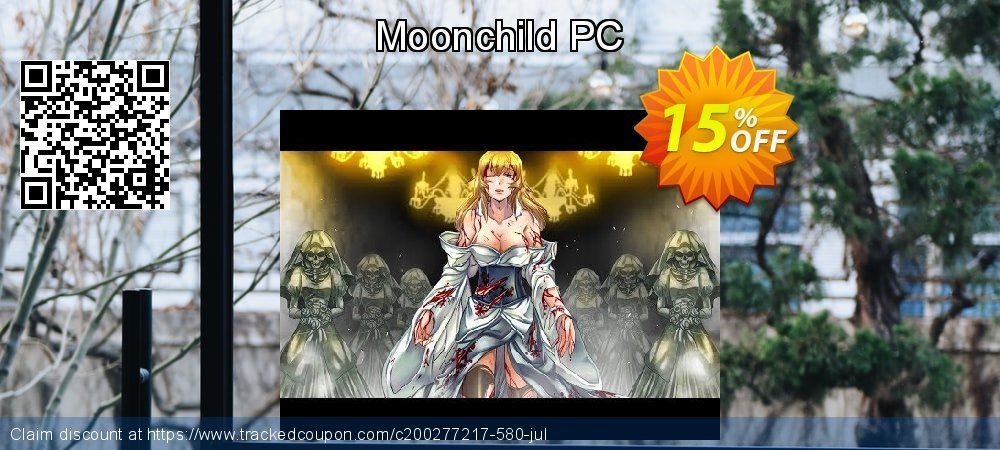 Moonchild PC coupon on Back to School offer discount