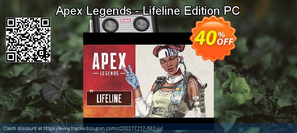 Apex Legends - Lifeline Edition PC coupon on Halloween super sale
