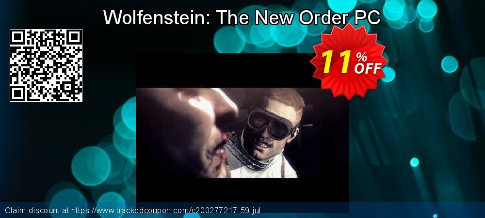 Wolfenstein: The New Order PC coupon on Mothers Day sales