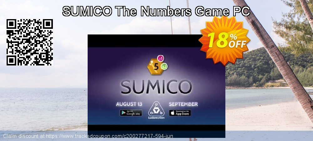 SUMICO The Numbers Game PC coupon on Back to School promotions promotions