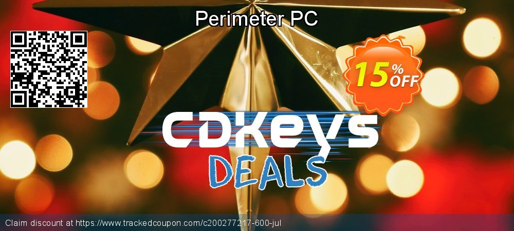 Perimeter PC coupon on Exclusive Student deals offering sales