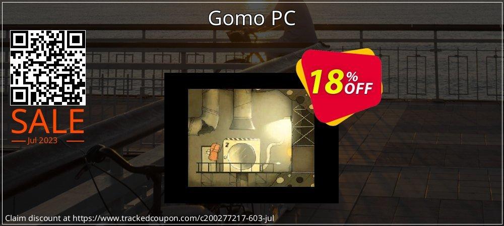 Gomo PC coupon on National Bikini Day super sale